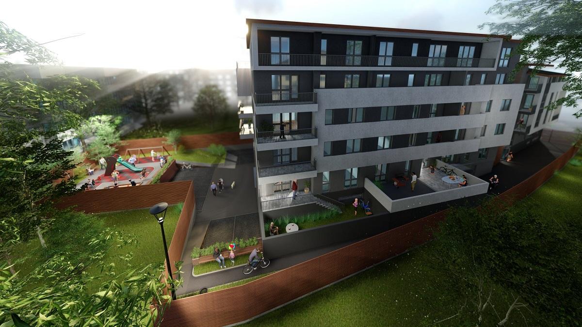 Un dezvoltator autohton investeste intr-un ansamblu rezidential eco in Bucuresti Vulturilor residence