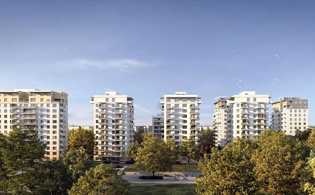 Luxuria Domenii Residence intra in cea de-a doua faza de dezvoltare urmeaza 268 de apartamente eco