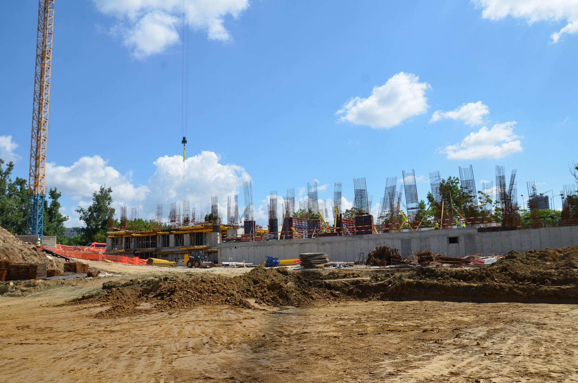 Parcului20 Romania atractiva pentru investitii imobiliare un mare dezvoltator din Ungaria cumpara teren pentru al saselea ansamblu rezidential
