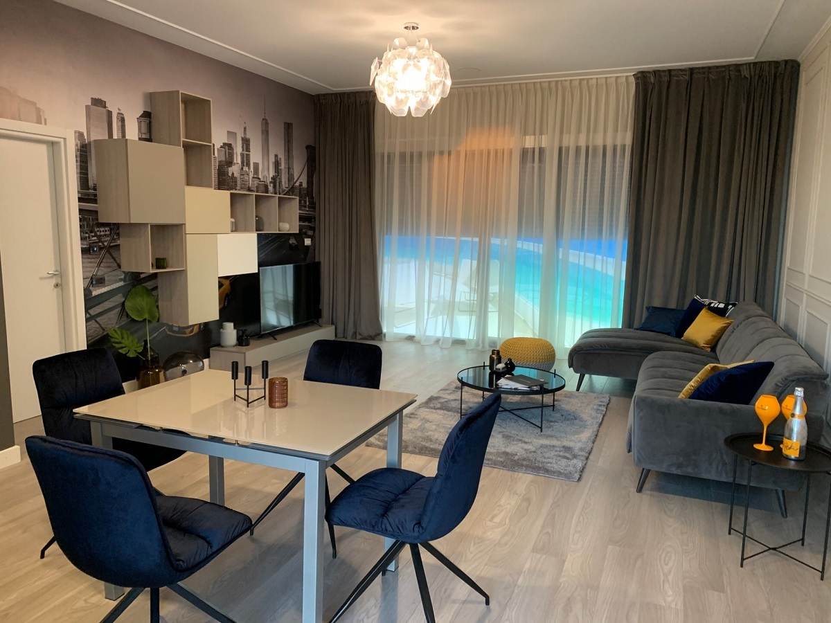 Casa del Mar TNI Apetit crescut pentru case si apartamente de vacanta