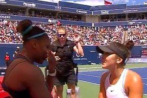 """Bianca Andreescu face senzație la US Open! S-a calificat în finală și va juca din nou cu Serena Williams: """"E o nebunie!"""""""