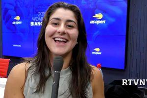"""VIDEO Bianca Andreescu, mesaj adorabil în limba română. A cerut ajutorul cand s-a incurcat: """"Oh, no! Susținut"""""""
