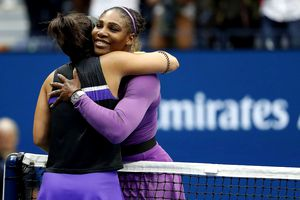 """Bianca i-a cucerit pe americani cu declarațiile despre Serena: """"Știu că voiați să câștige ea, îmi pare rău!"""""""
