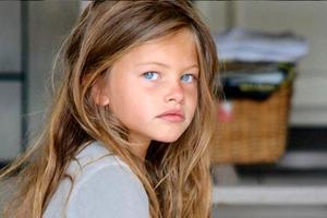 """La 4 ani era declarată """"cea mai frumoasă fată din lume"""". Cum arată la 18 ani fiica fostului fotbalist"""