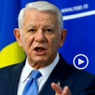 BREAKING NEWS | Teodor Meleșcanu s-a opus la OSCE, în decembrie 1989, păstrării unui moment de reculegere în memoria victimelor de la Timișoara. Șeful Senatului neagă