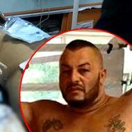 Cum arată Bebino, șeful Clanului Sportivilor, după ce a fost tăiat cu sabia. Poze șocante din spital