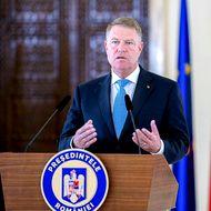 Preşedintele Klaus Iohannis, prima declaraţie de presă din 2020, despre situaţia din Orientul Mijlociu