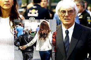 """Bernie Ecclestone va deveni tată la 89 de ani, actuala lui sotie are 44 de ani. Reacția miliardarului: """"Ce e așa neobișnuit?"""""""