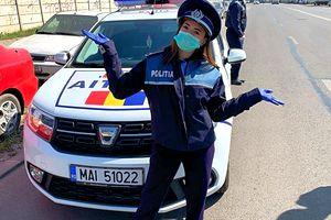 """Larisa Iordache, trimisă în stradă: """"M-au pus să îmbrac uniforma Poliției din lipsă de personal"""""""